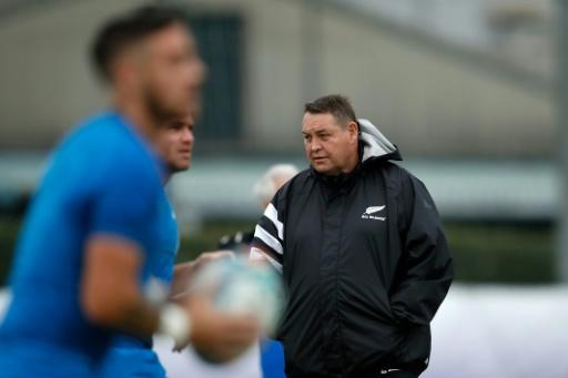 Mondial de rugby: le sélectionneur des All Blacks rejette l'accusation d'