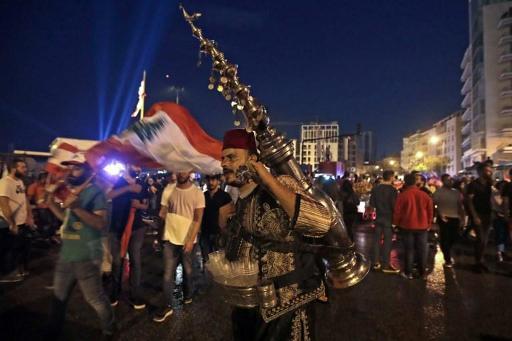 Deuxième semaine de mobilisation générale au Liban