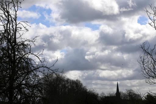 Un temps sec sous un ciel variable