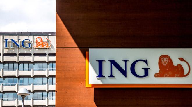 Le groupe ING va fermer 22 agences de plus en Belgique