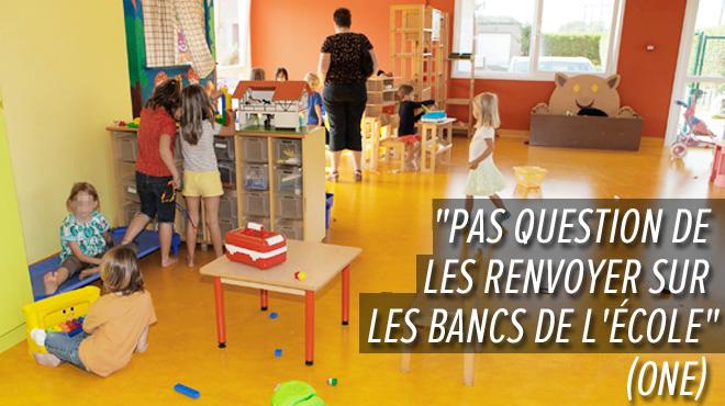 L'accueil de la petite enfance bientôt transformé par la réforme de l'ONE: