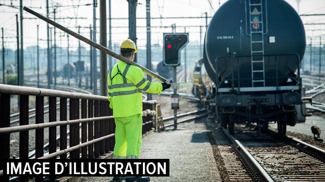 Le trafic ferroviaire sera interrompu ce week-end entre Bruxelles-Midi et Nivelles: Infrabel prépare le RER