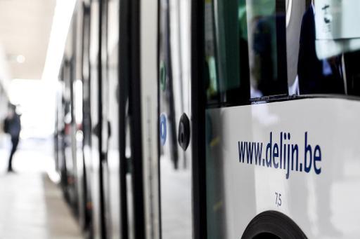 Feu vert à un trajet pour le tram-bus De Lijn à Bruxelles