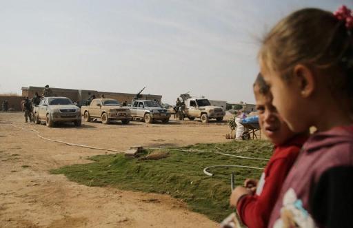 Offensive turque en Syrie - Les Kurdes favorables au plan allemand d'une zone sous
