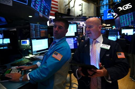 Wall Street termine en ordre dispersé en pleine saison des résultats