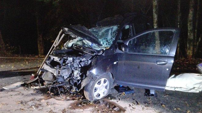 Une femme perd la vie dans un accident à Manhay