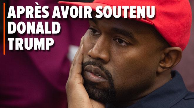 La nouvelle lubie de Kanye West: devenir président des États-Unis
