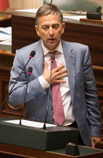 Le CD&V juge la gauche et le Vlaams Belang