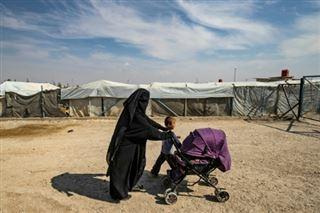Syrie- avec l'offensive turque, des femmes de l'EI rêvent de s'enfuir