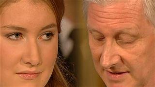 Déploie tes ailes, sois heureuse- le discours émouvant du roi Philippe à l'intention d'Elisabeth (vidéo)