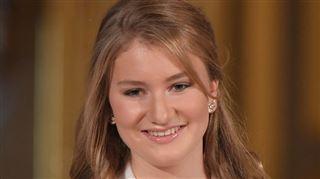 Un cap que je passe avec optimisme- le discours d'Elisabeth pour ses 18 ans, l'instant FORT de la cérémonie