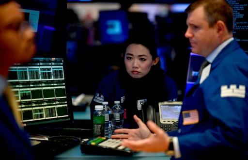 Wall Street en légère progression, malgré Amazon