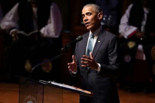 Obama: le respect des autres n'est pas