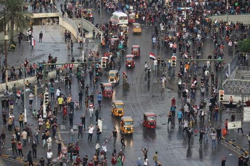 Irak: 24 morts vendredi, l'ONU dénonce la force excessive déployée contre les manifestants
