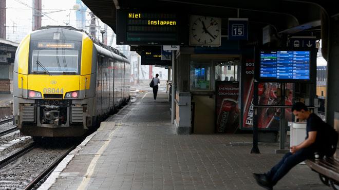 Aucun train entre Bruxelles et Braine-l'Alleud ce week-end