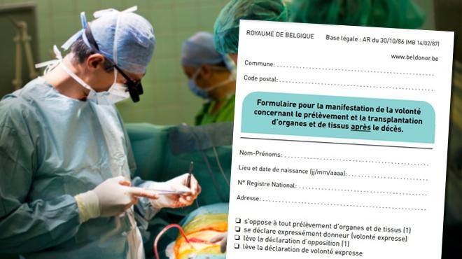 Les communes ont ouvert leurs portes ce samedi pour favoriser le don d'organes : voici comment ça se passe