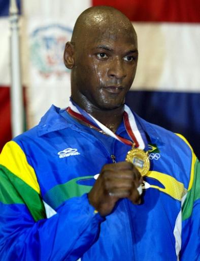 Brésil: un ex-judoka médaillé aux Mondiaux-2003 tué par balles