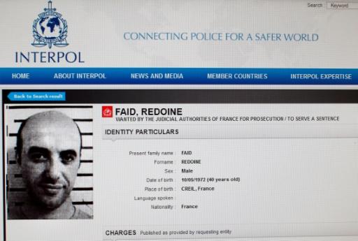 Le braqueur Redoine Faid décrit au JDD