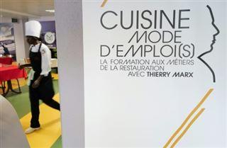 Dans les Vosges, fiche cuisine pour trouver un emploi