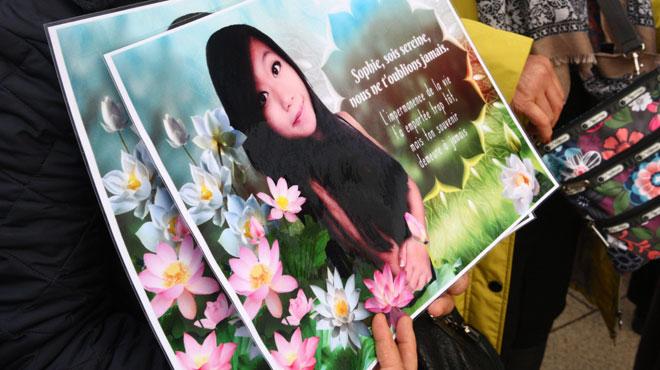 Le corps de Sophie Le Tan retrouvé, une avancée décisive dans l'enquête de sa disparition: