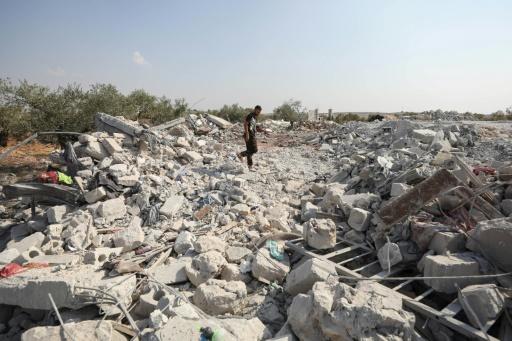Syrie: accès à un site bloqué après une opération présumée contre Baghdadi (AFP)