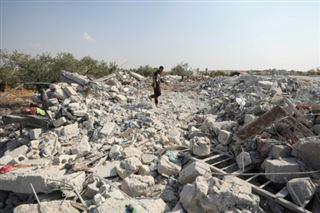 Syrie- accès à un site bloqué après une opération présumée contre Baghdadi (AFP)