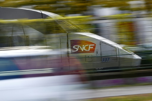 TGV Atlantique: seulement 30% des trains en circulation lundi à cause d'une grève