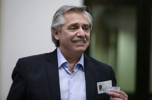 Argentine: le modéré et discret Alberto Fernandez
