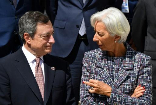 Christine Lagarde, femme de pouvoir forgée par les crises