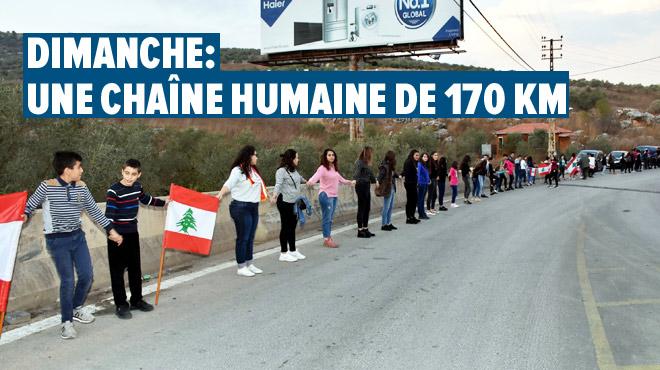 Contestation contre le régime au Liban: les manifestants renforcent encore les barrages routiers