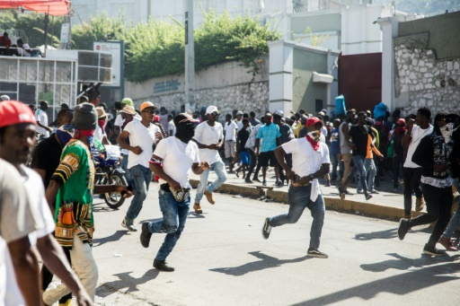 Haïti: deux morts en marge de manifestations à Port-au-Prince