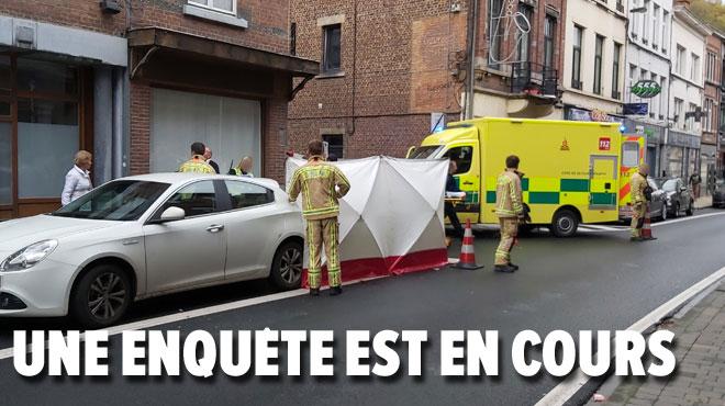 Coup de couteau après une bagarre dimanche à Dinant: un homme est gravement blessé