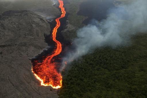 La Réunion : fin de l'éruption au Piton de la Fournaise