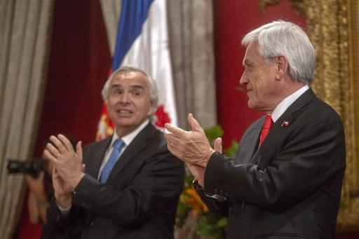 Crise sociale au Chili: le président Piñera remplace un tiers de ses ministres