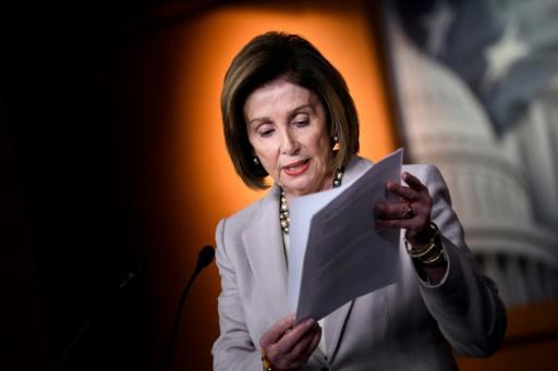 Premier vote formel jeudi au Congrès dans l'enquête en vue de destituer Trump