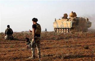 Bascule-t-on vers une nouvelle guerre en Syrie? Premiers combats entre l'armée turque et celle de Bachar al-Assad