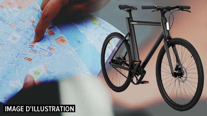 Un Bruxellois retrouve son vélo volé… grâce au GPS intégré et à une ministre albanaise