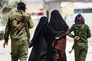 Jihadistes de l'EI détenus dans le nord-est syrien- ce que l'on sait