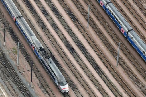 SNCF: 8 TGV sur 10 sur l'axe Atlantique de jeudi à dimanche