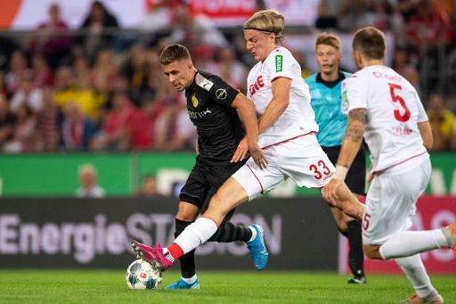Les Belges à l'étranger - Bornauw et Cologne sortis par une D4 en Coupe d'Allemagne, Mangala et Stuttgart qualifiés