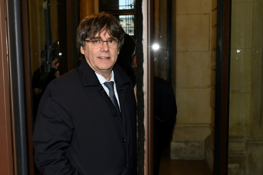 Le Canada refuse une autorisation de voyage à Carles Puigdemont (avocat)