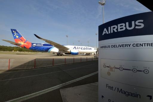 Airbus revoit à la baisse ses prévisions de livraisons d'avions pour 2019