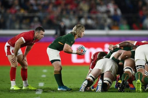 Mondial de rugby: De Klerk et les faux-frères d'Angleterre