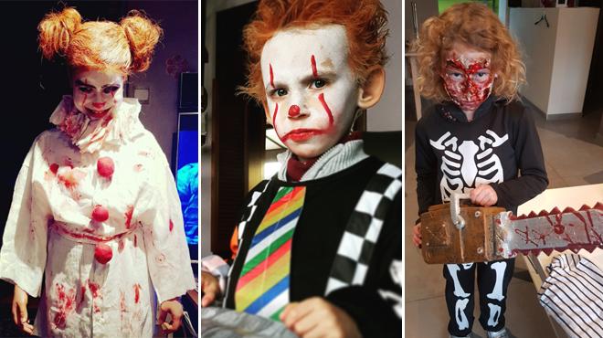 Halloween: voici vos photos les plus monstrueuses