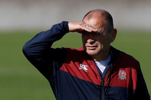 Mondial de rugby: Jour J pour Eddie
