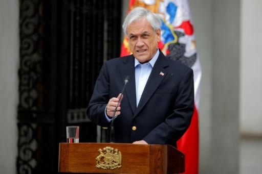 Crise sociale: le Chili renonce à organiser la COP25 et le sommet de l'APEC annonce Piñera