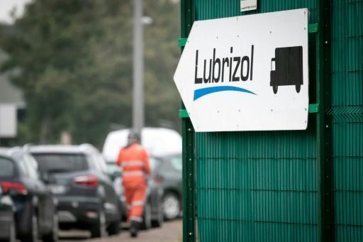 Macron à Rouen un mois après l'incendie de l'usine Lubrizol