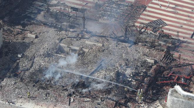 CATASTROPHE au Japon: un château classé au Patrimoine mondial de l'Unesco ravagé par les flammes