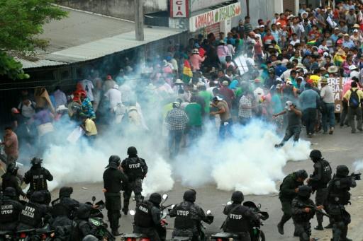 Bolivie: deux morts dans des incidents liés à la crise électorale