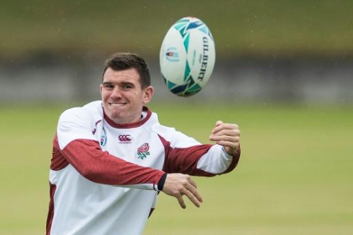 Mondial de rugby: Spencer dans le grand bain après des